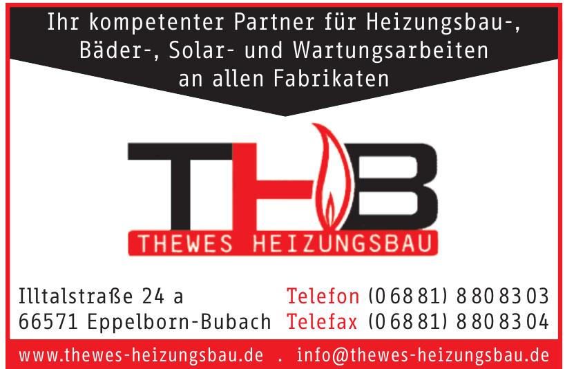 THB Thewes Heizungsbau