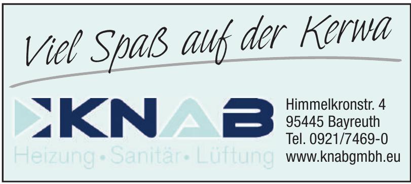 Knab GmbH Heizung . Sanitär . Lüftung