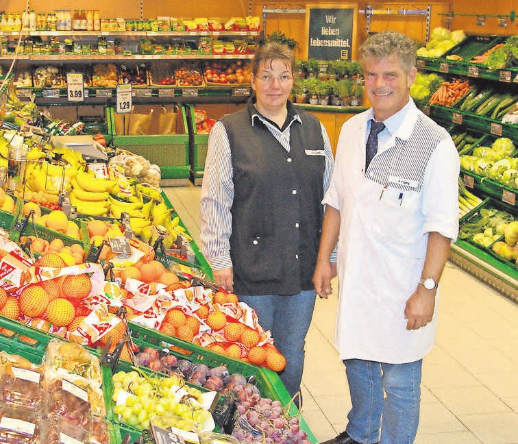 Täglich gibt es bei Judith und Andreas Irrgang frisches Obst und Gemüse.