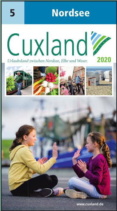 Cuxland-Tourismus Agentur für Wirtschaftsförderung Cuxhaven