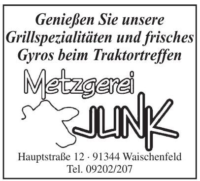 Metzgerei Junk