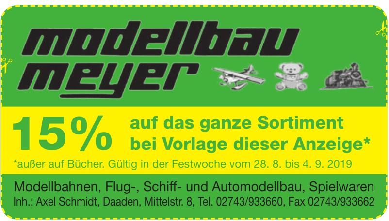 Modellbau Meyer