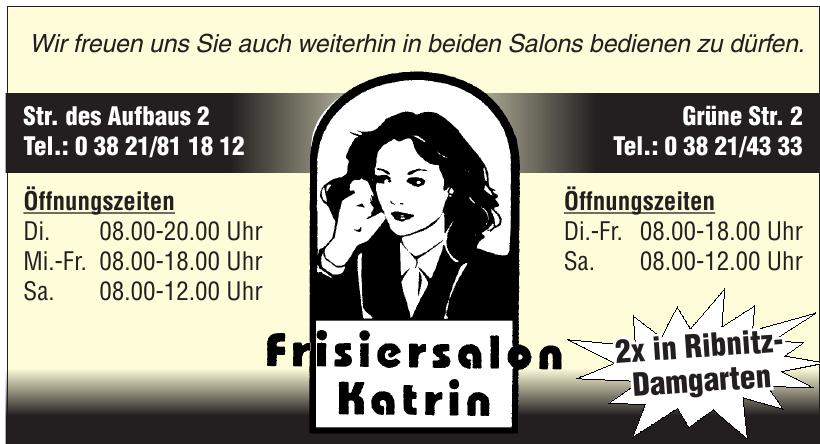 Frisiersalon Katrin