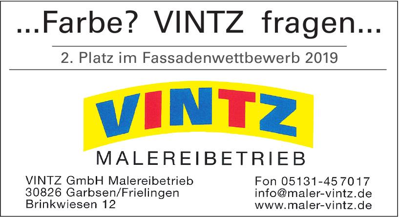 Vintz GmbH Malereibetrieb