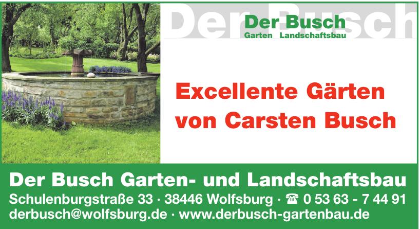 Der Busch Garten- und Landschaftsbau