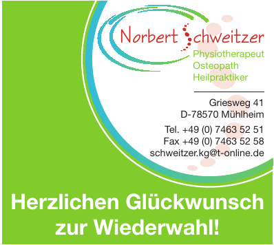Norbert Schweitzer