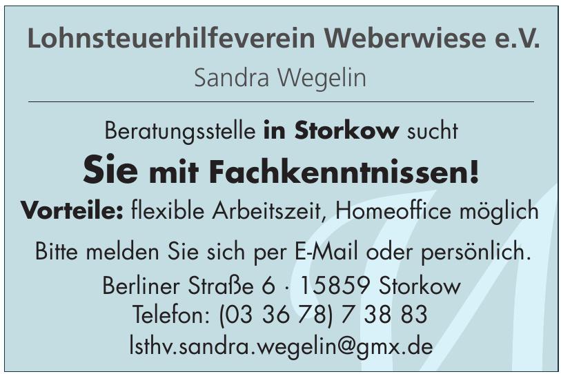 Lohnsteuerhilfeverein Weberwiese e. V.