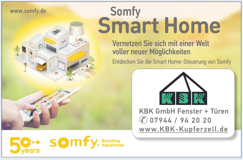 KBK GmbH Fenster + Türen