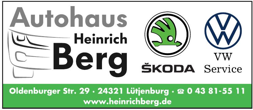 Autohaus Heinrich Berg