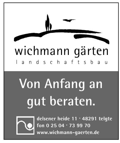 Wichmann Gärten-Landschaftsbau GmbH