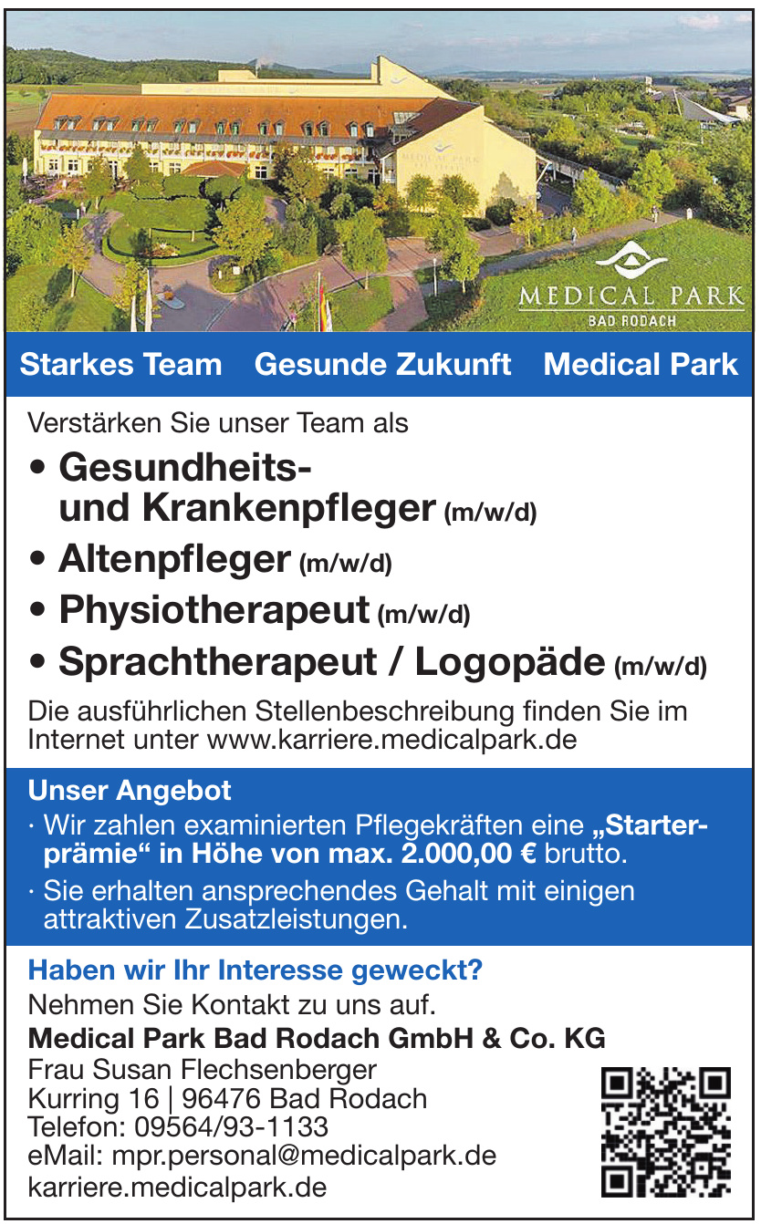 Medical Park Bad Rodach GmbH & Co. KG