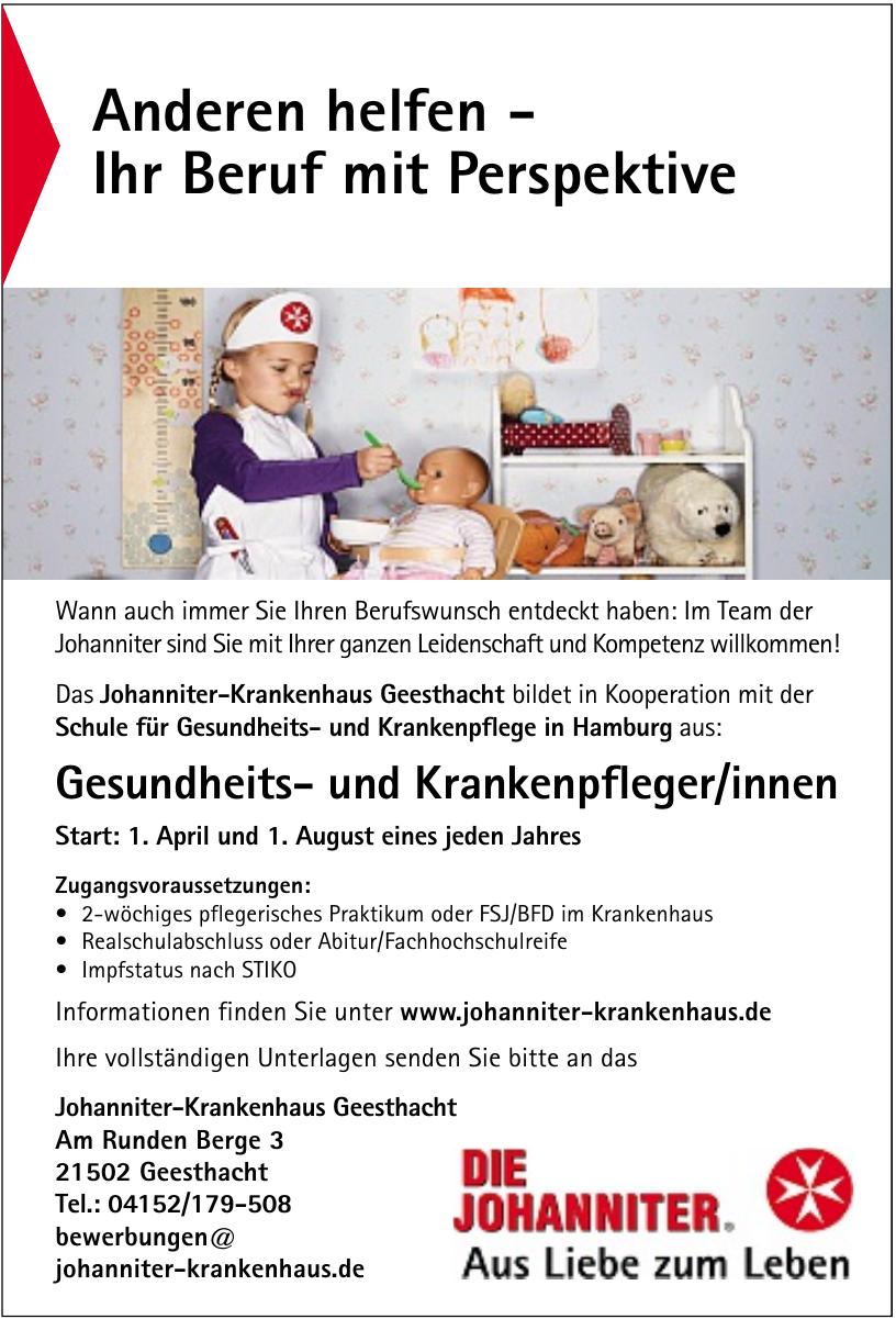Johanniter-Krankenhaus Geesthacht