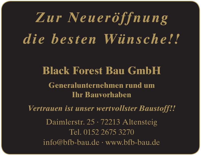 Black Forest bau GmbH