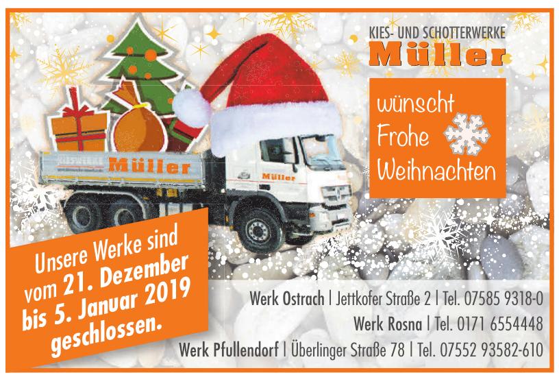 Kies- und Schotterwerke Müller GmbH & Co. KG