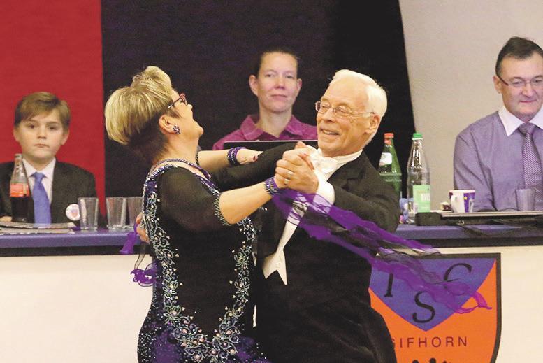 Kategorie Mannschaft/Erwachsene: Ursula und Hans-Hermann Rinke TSC Gifhorn. 0137-988703017