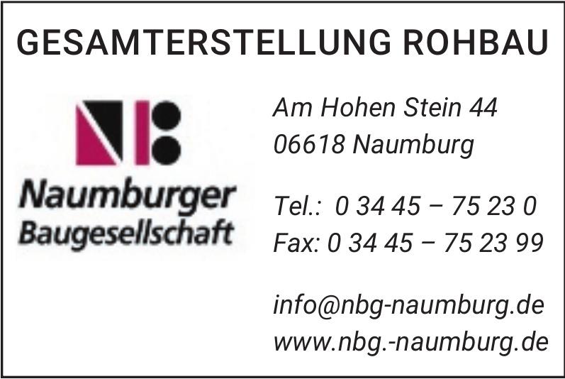Naumburger Baumgesellschaft