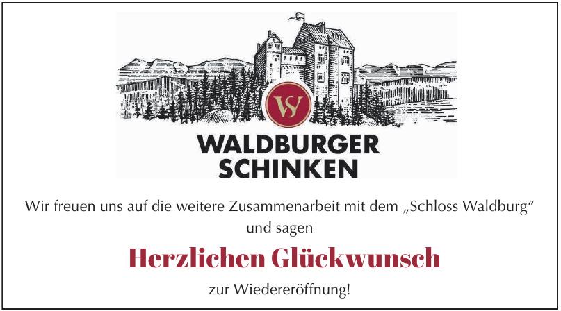 Waldburger Schinken