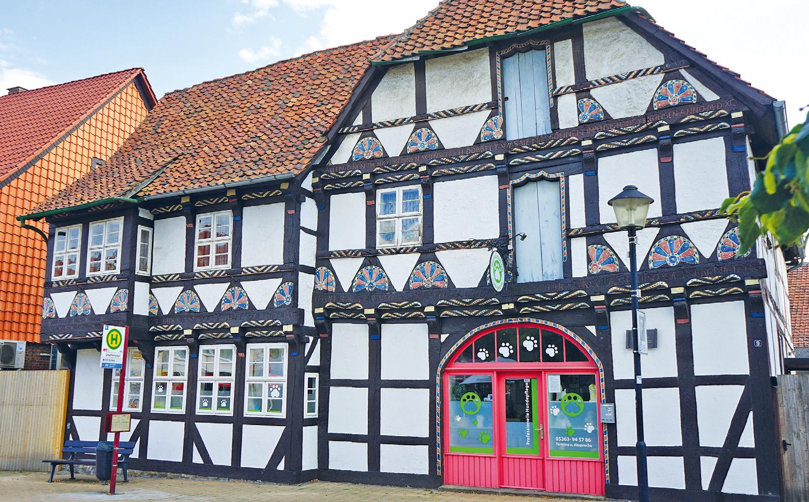 Ältestes Haus von Vorsfelde.