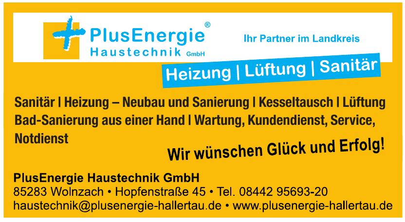PlusEnergie Immobilien