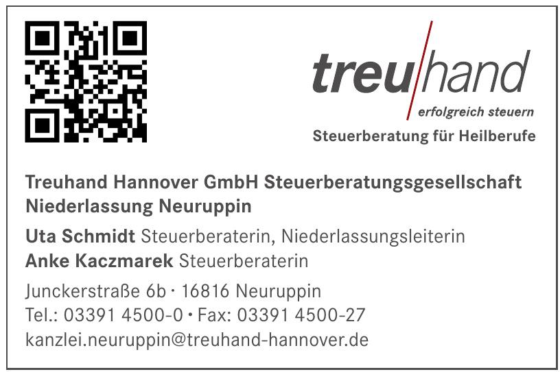 Treuhand Hannover GmbH - Steuerberatungsgesellschaft