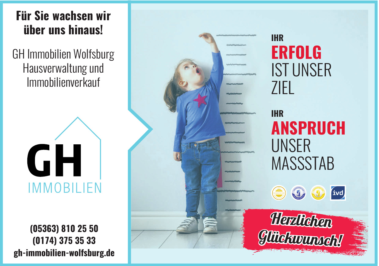 GH Immobilien Wolfsburg
