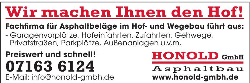 Honold GmbH