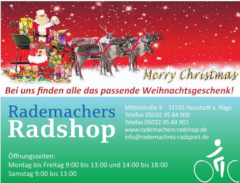 Rademachers Radshop