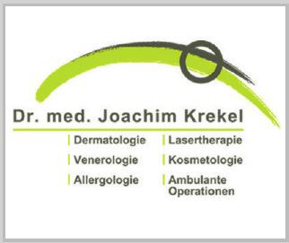 Dr. med Joachim Krekel