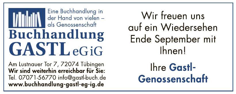 Buchhandlung GASTL eG iG