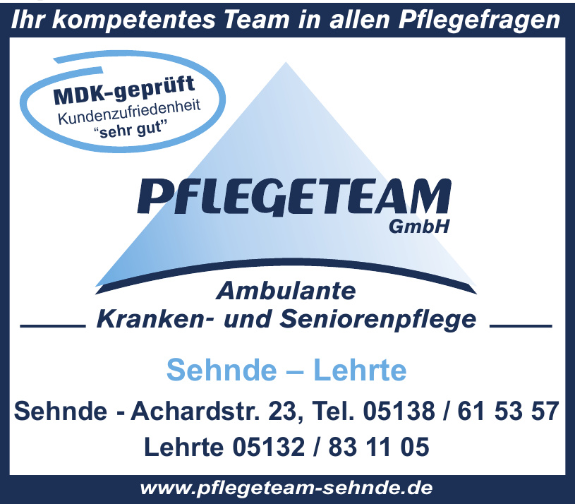 Pflegeteam GmbH