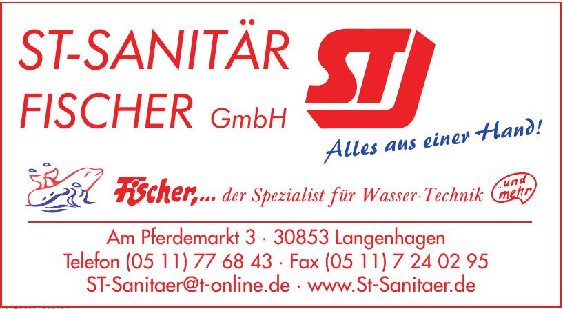 St-Sanitär Fischer GmbH