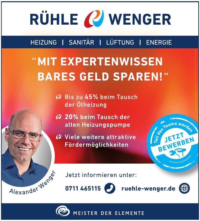 Rühle Weinger