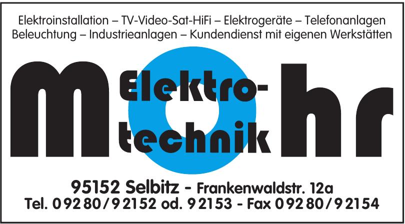 Elektro-Technik Mohr