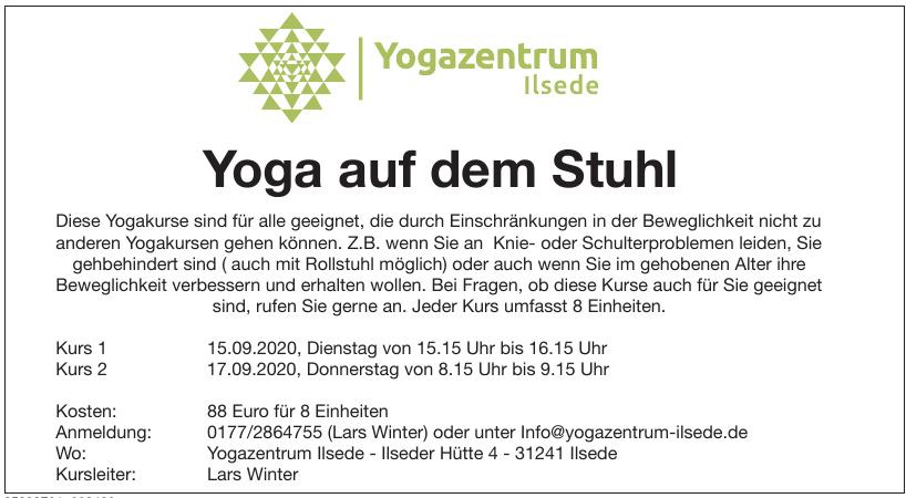 Yogazentrum Ilsede
