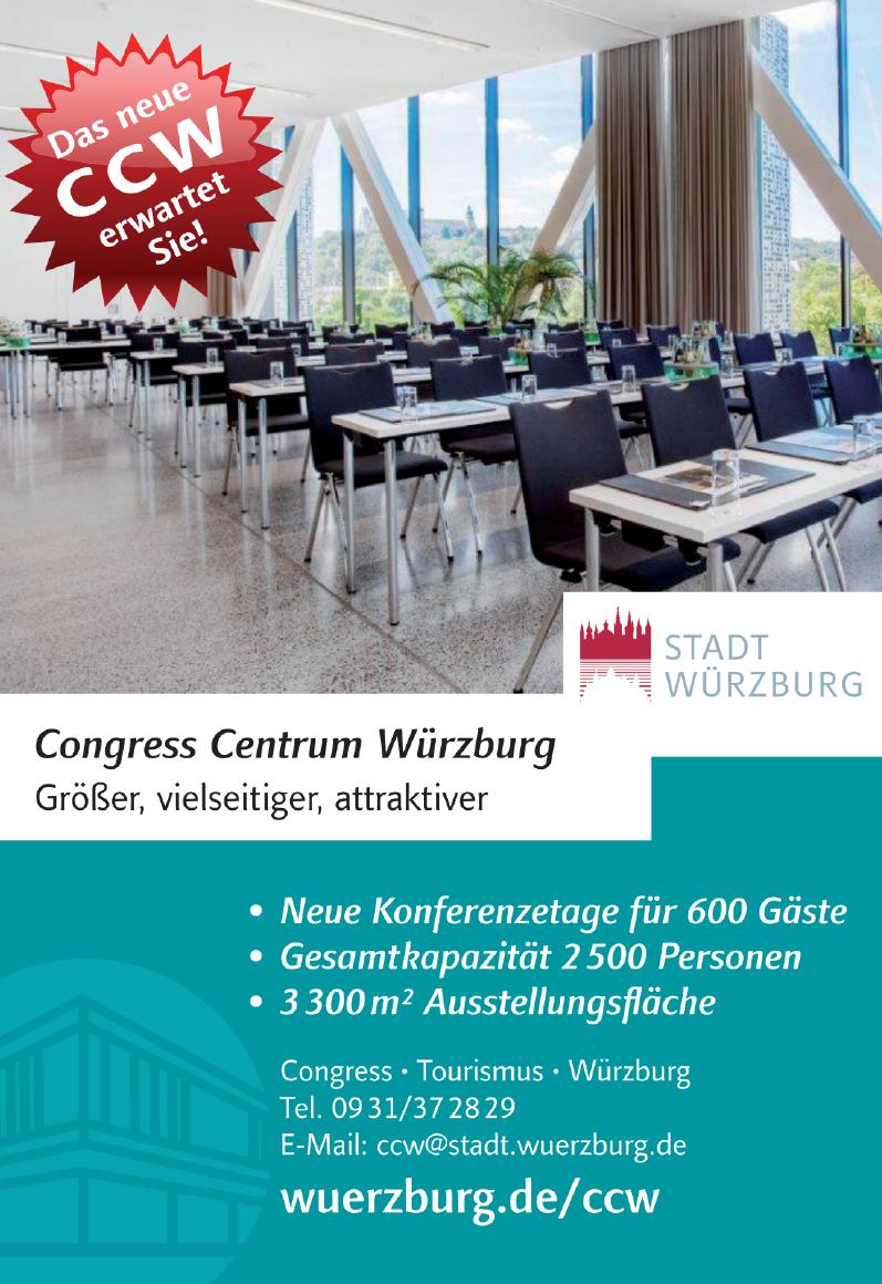 Congress - Centrum - Würzburg
