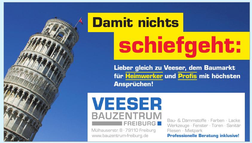 Veeser Bauelemente Freiburg