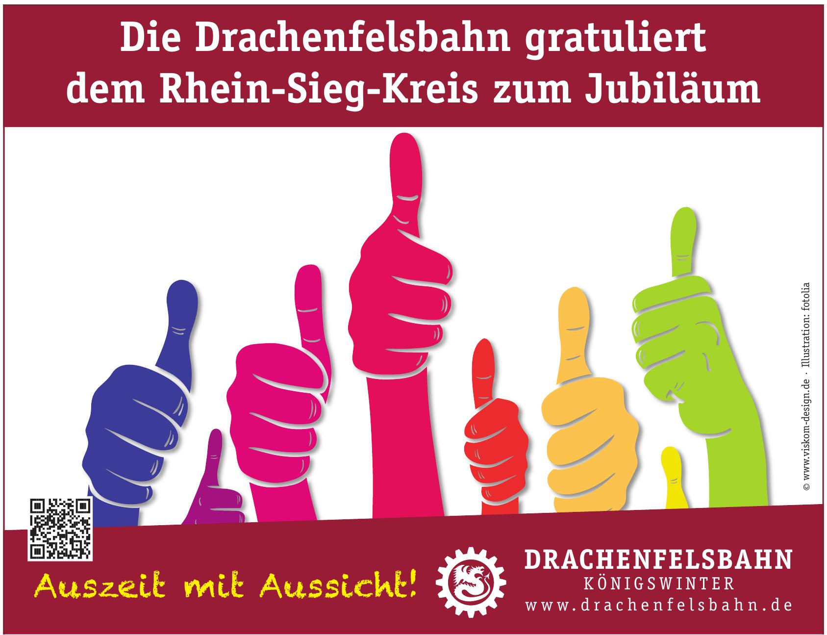 Drachenfelsbahn Königswinter