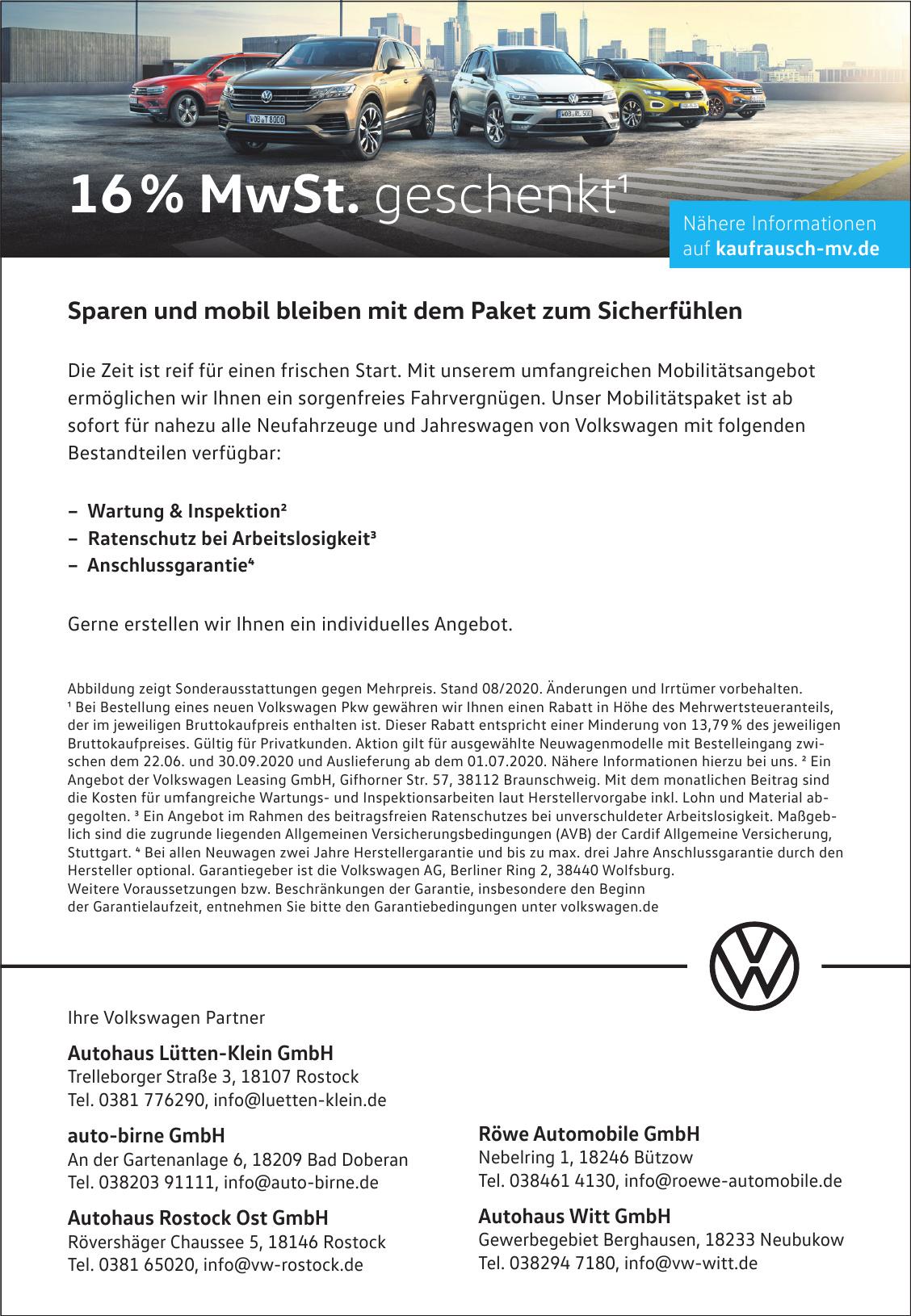 Autohaus Lütten-Klein GmbH