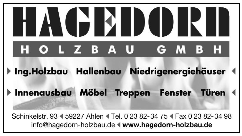 Hagedorn Holzbau GmbH