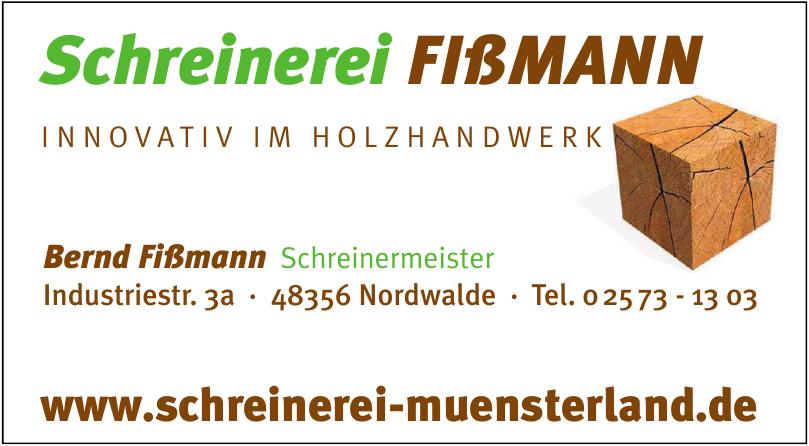 Schreinerei Fißmann