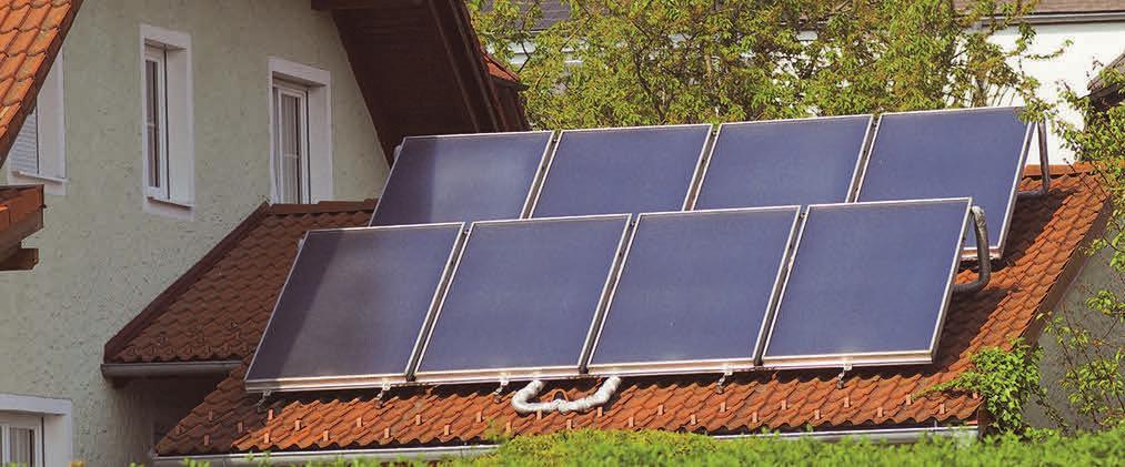Wenn die Solaranlage nicht einwandfrei funktionert, geht wertvolle Energie verloren. Foto: Glaser/ fotolia.com/Verbraucherzentrale Bundesverband e.V./spp-o