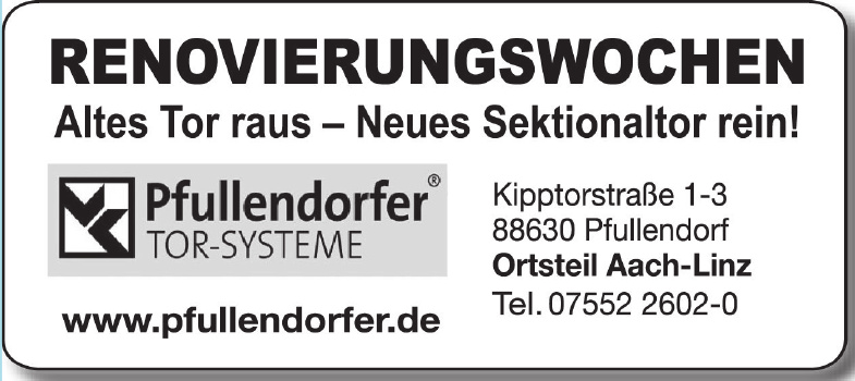 Pfullendorfer Tor-Systeme