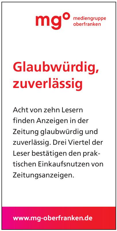 mg Mediengruppe Oberfranken