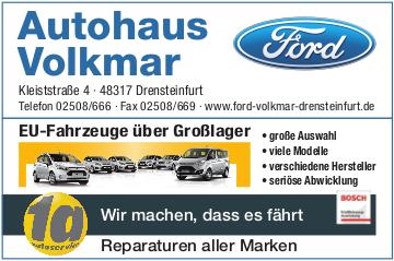 Autohaus Volkmar