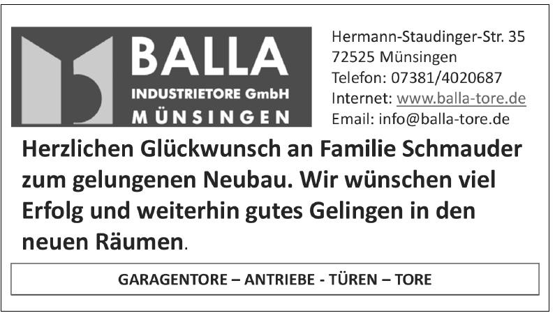 Balla Industrietore GmbH