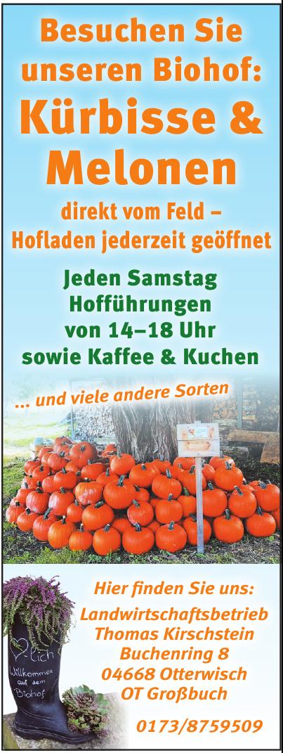 Landwirtschaftsbetrieb Thomas Kirschstein