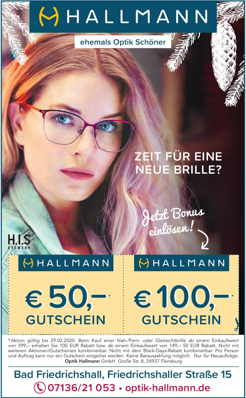 Optik Hallmann