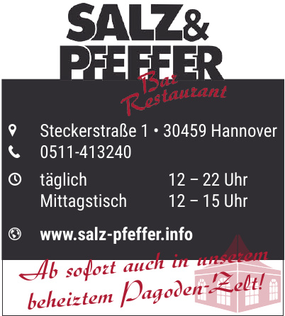 Restaurant Salz & Pfeffer