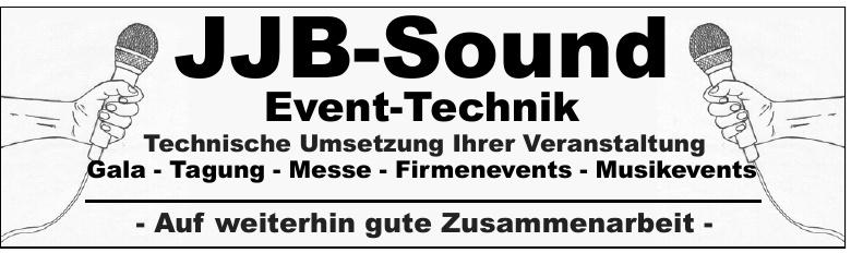 JJB-Sound Event-Technik