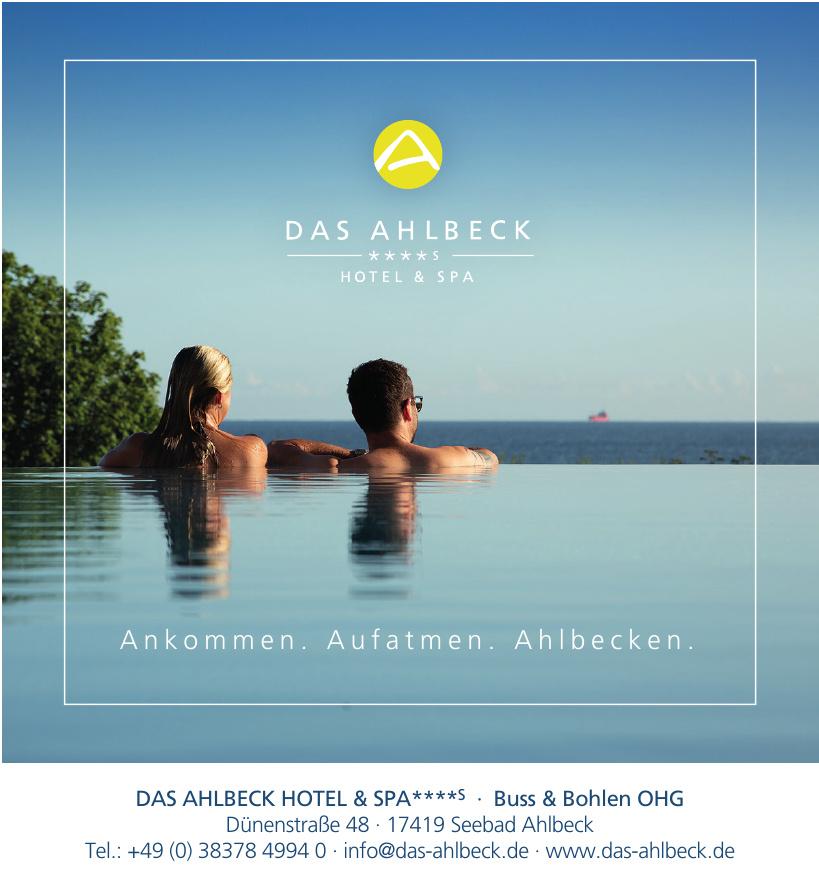 Das Ahlbeck Hotel & Spa****S